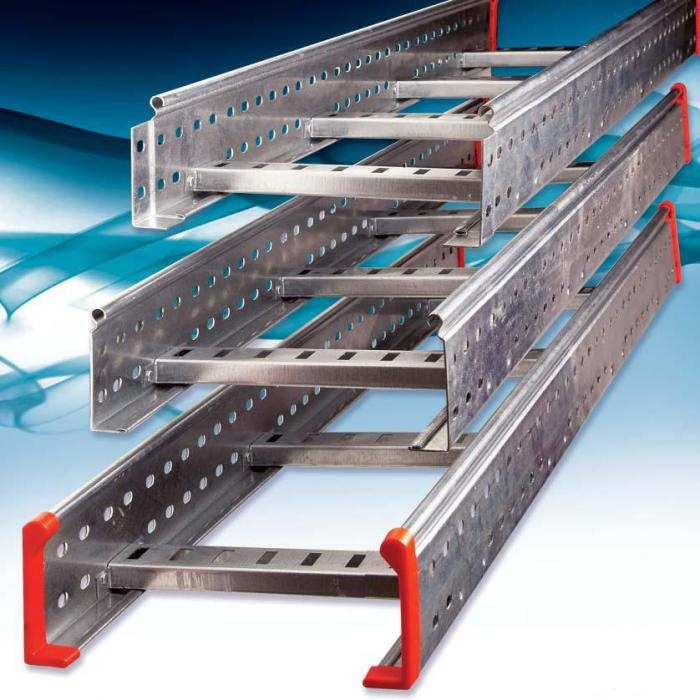 Электромонтаж - кабельные каналы и защита установки
